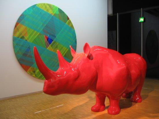 Web site by dr james d trolinger world 39 s worst tourist for Art minimal centre pompidou